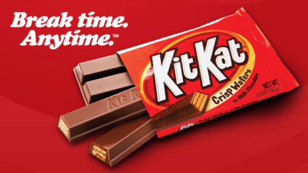 (Picture of a Kit-Kat bar)